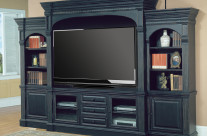 Vintage Look Entertainment Center