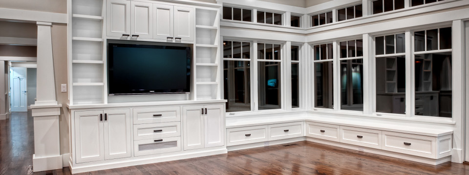 Traditional Entertainment Center