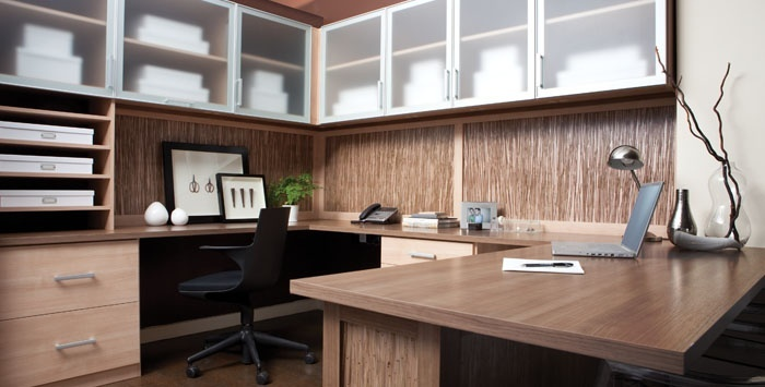 Custom Cabinets Houston Office 2