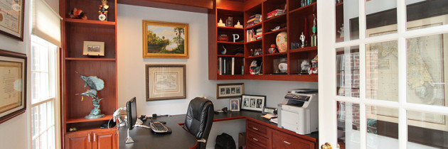 Traditional Office Cabinets