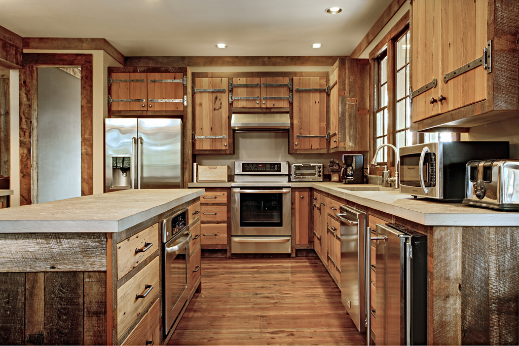 kitchen – classic cabin | custom cabinets houston - cabinet masters