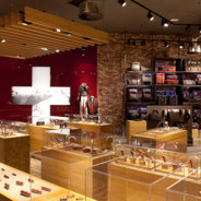 Contemporary Retail Cabinets