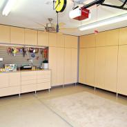 Efficient Garage Cabinets