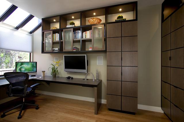 Custom Cabinets Houston Office 1