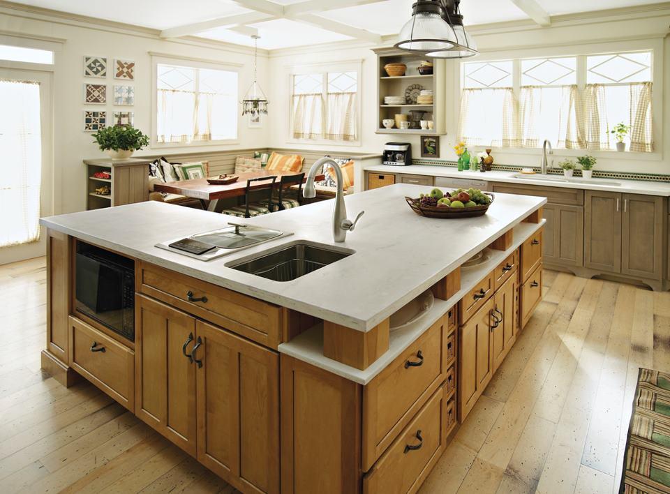 Custom Kitchen Cabinets Houston